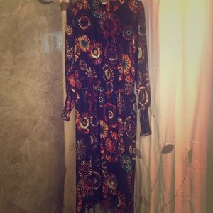 Maxi dress floral new with tag